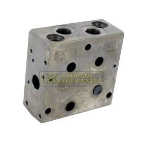 PVB med dämpad kompensator och shocker G1/2