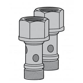 Hålskruv F2-pump