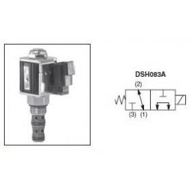 3/2-ventil El-styrd 15L/min Kavitet C08-3