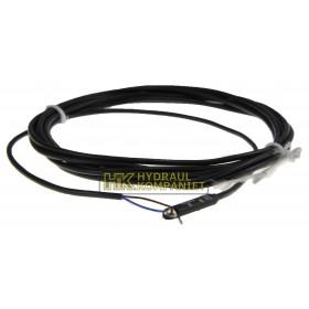 Tungelementsensor 24-230VAC/DC, 3m kabel